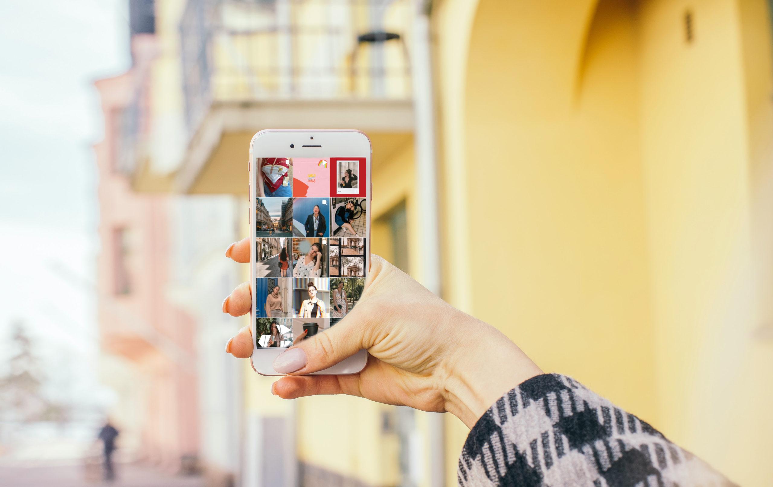 5 applications pour sublimer vos story Instagram
